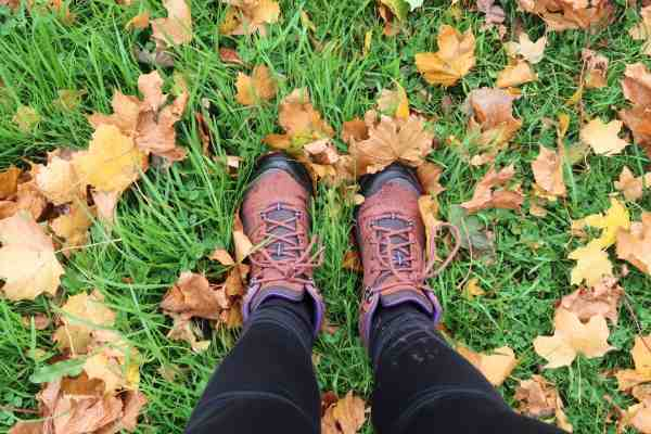 best walking boots for autumn