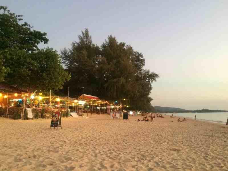 1 month Thailand itinerary, koh lanta