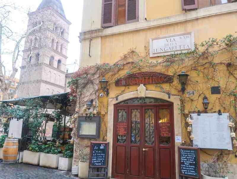 What to do in Trastevere, Trastevere street