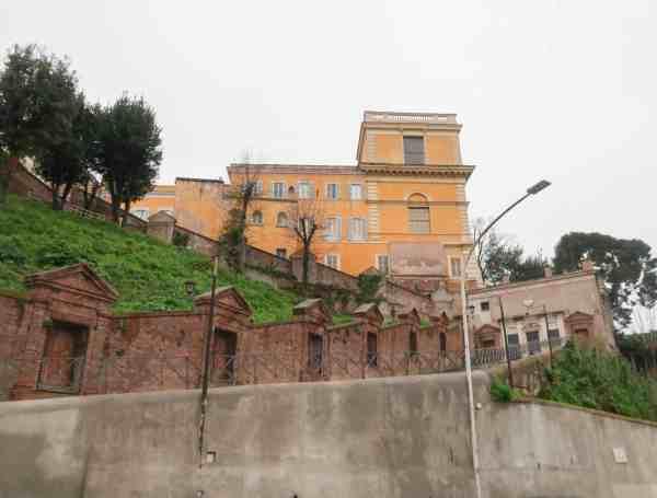 What to do in Trastevere, Trastevere monastery