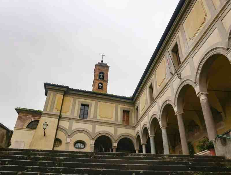 What to do in Trastevere, Gianicolo Hill Rome monastery