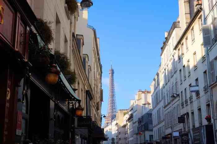 Paris Bucket List, Eiffel Tower