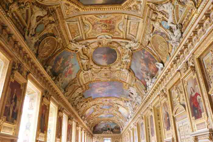 The Louvre best tours to do in paris