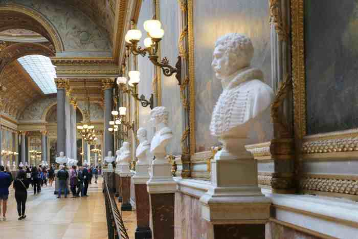 Versailles Palace best tours to do in paris