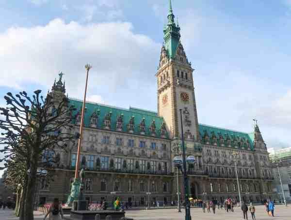 2 days in Hamburg town hall