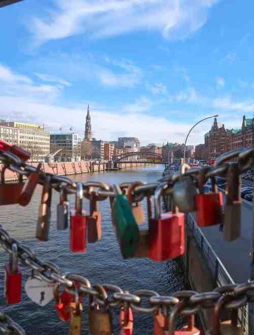 2 days in Hamburg bridges