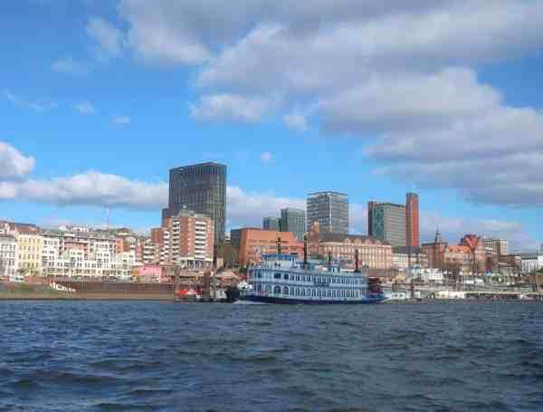 2 days in Hamburg boat tour