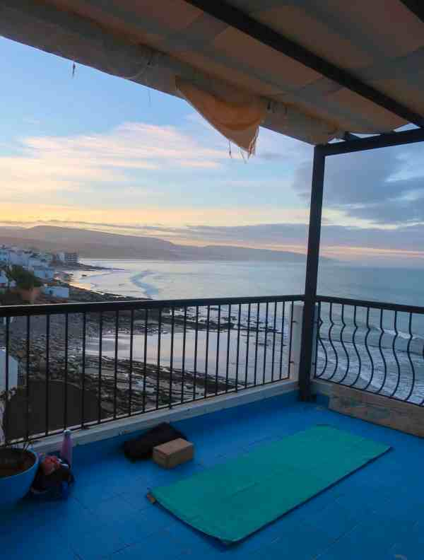 Dfrost Almugar Surf and Yoga House Taghazout