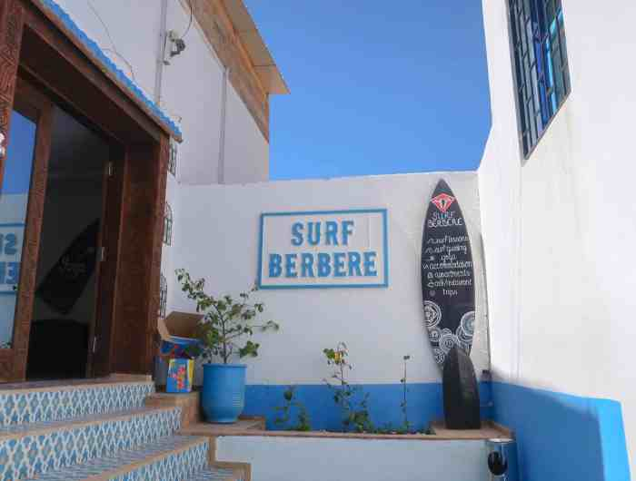 Taghazout Travel Guide surf berbere