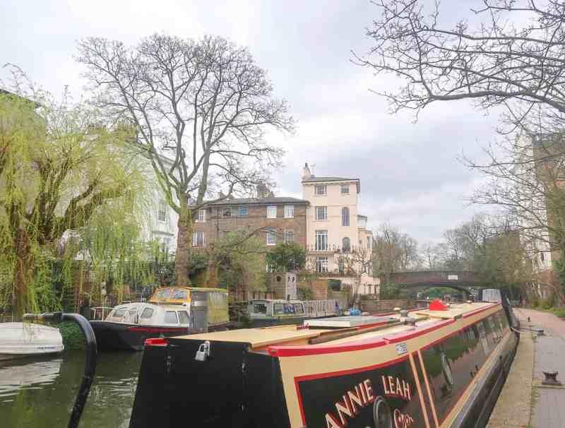 Regents Canal Walk, Primrose Hill Regents Canal