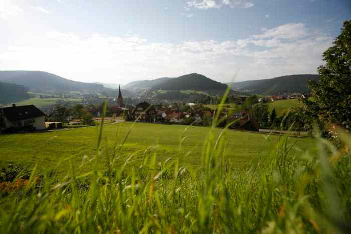 Black Forest Things to do