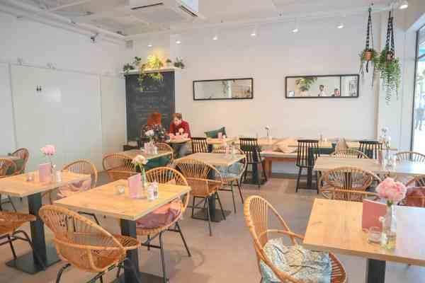 Vegan Cafes Rotterdam, Sue