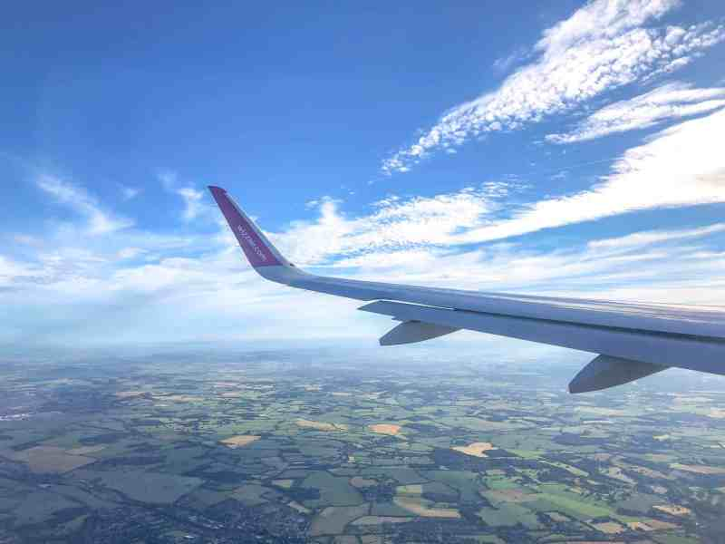 Wizz air review