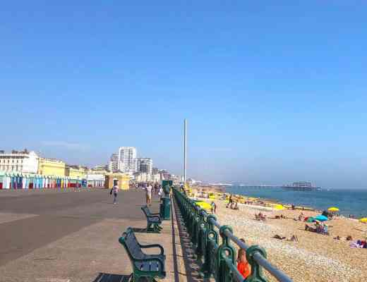brighton things to do on a day trip from London