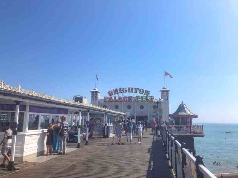 brighton things to do on a day trip from London brighton pier