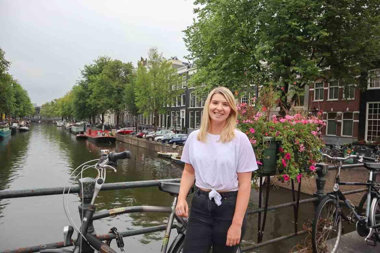 Amsterdam Solo Travel, Ellie Quinn