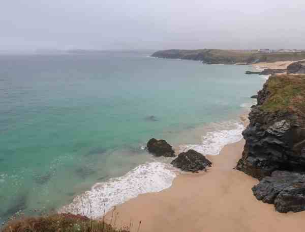 things to do near Padstow Cornwall mother ivey's bay