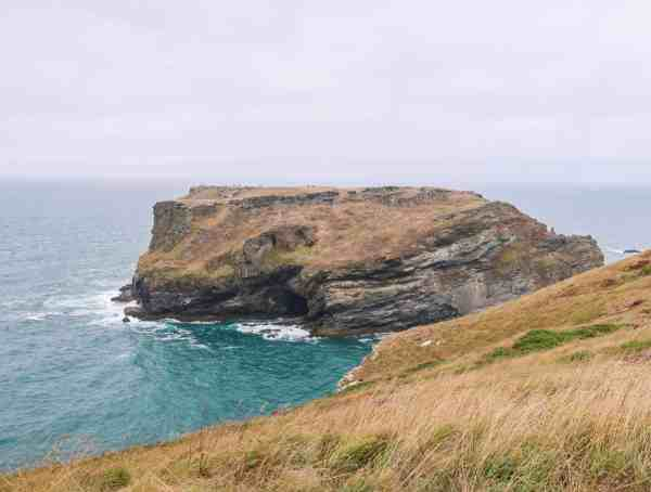 things to do near Padstow Cornwall Tintagel Castle