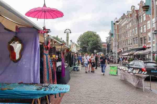 Amsterdam market