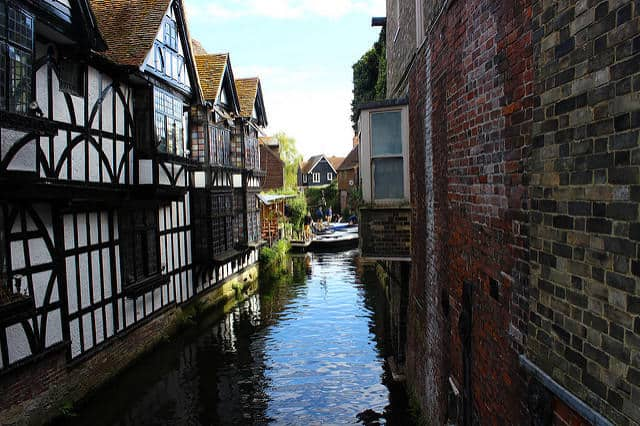 canterbury day trip from london