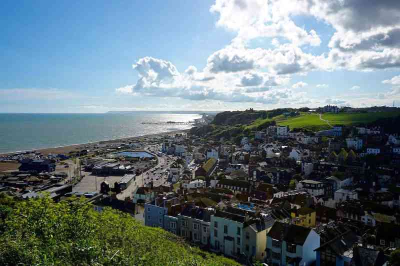 Alternative Day Trips From London, hastings