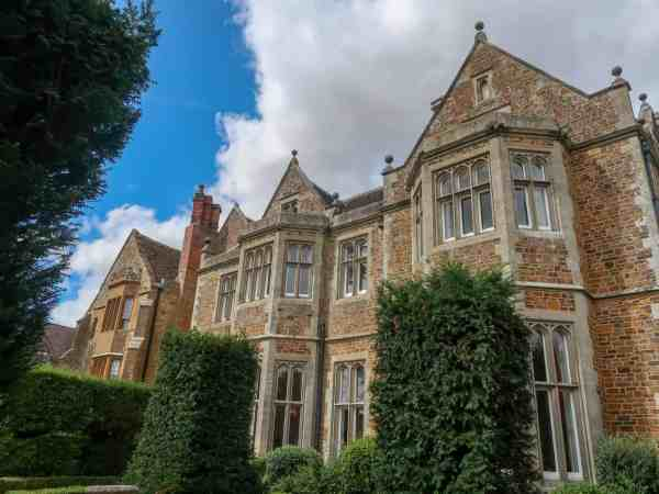 Fawsley Hall Afternoon Tea and Spa Day, Manor House