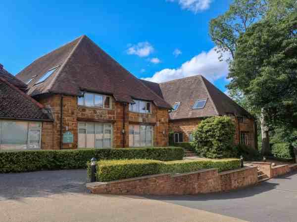Fawsley Hall Spa