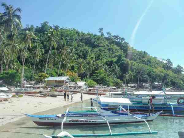things to do in Palawan, Port Barton