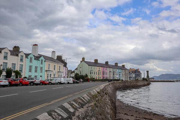 North Wales Itinerary, Beaumaris