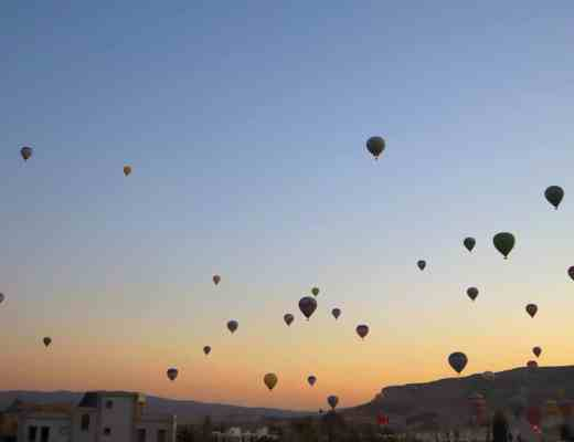 Cappadocia things to do