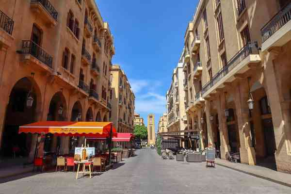 lebanon travel costs beirut