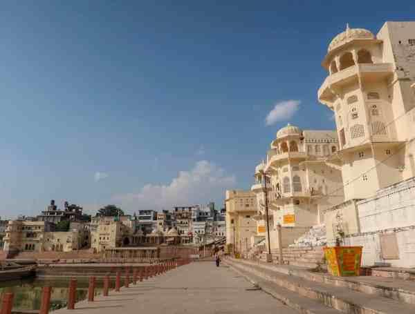 pushkar travel tips holy lake no shoes