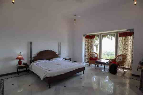 Shahpura Kumbhal Villas in Kumbhalgarh double room