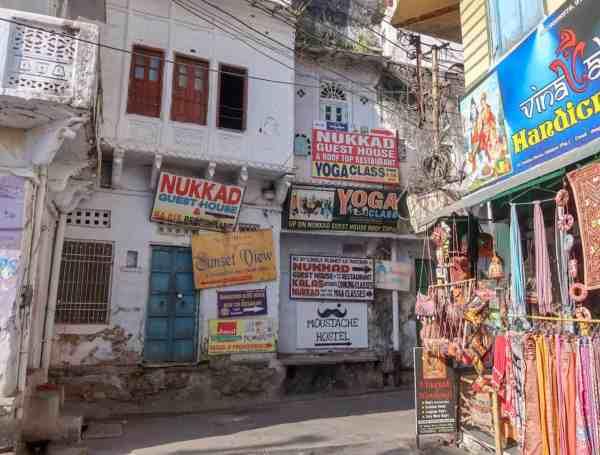 Yoga in India Udaipur