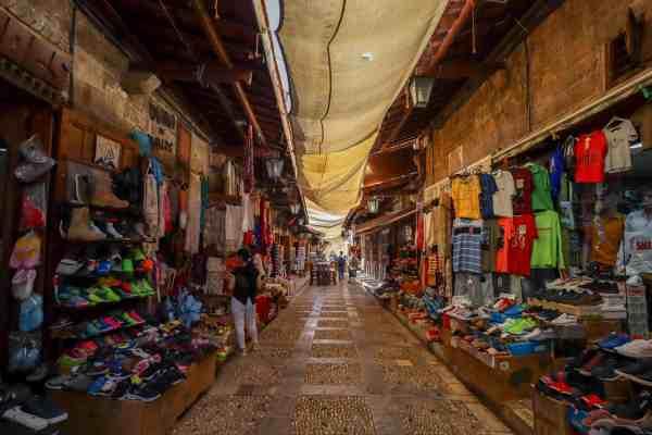 Beirut to Byblos by Uber byblos souk