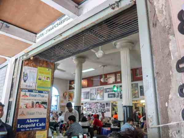 restaurants in colaba leopold cafe