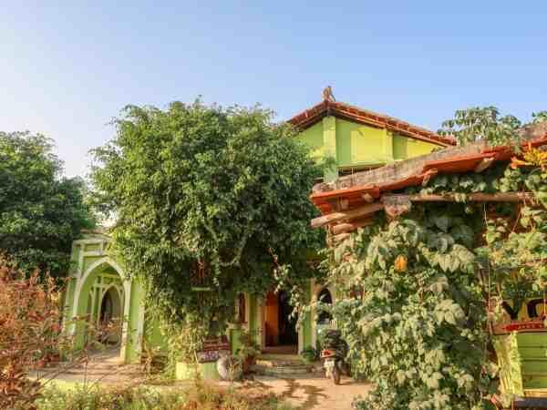 Yoga in India Pushkar