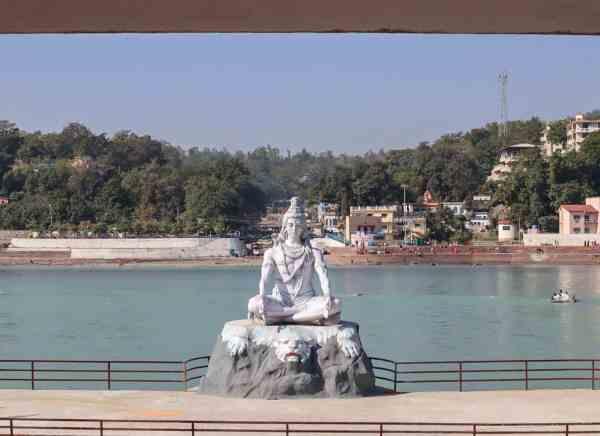Shiva Temple Rishikesh