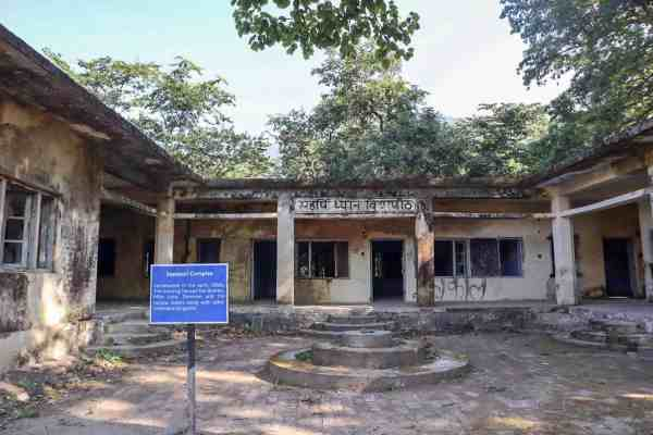 Rishikesh Travel Guide Beatles Ashram