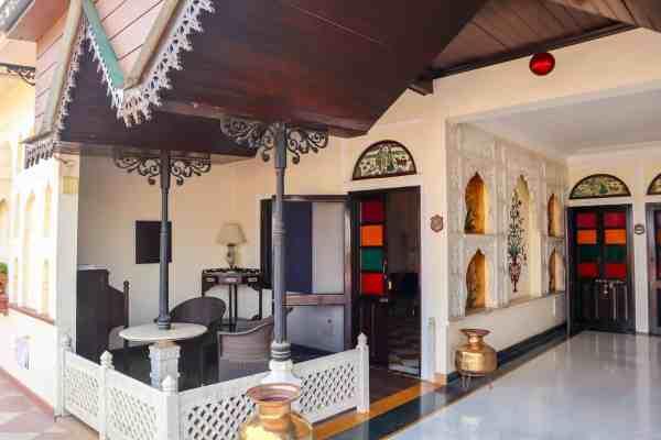 Shahpura House Hotel Jaipur Suite