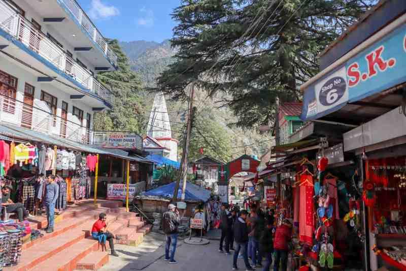 Dharamshala McLeod Ganj Travel Guide Bhagsu