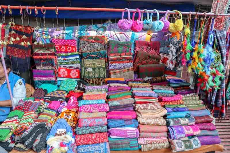 Dharamshala McLeod Ganj Travel Guide Shopping