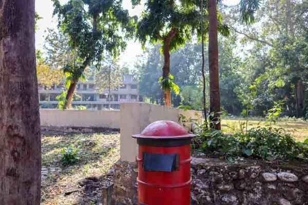 The Beatles Ashram Rishikesh Post Office