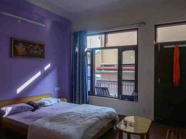 Cost of backpacking India, Private room costs in northern india.