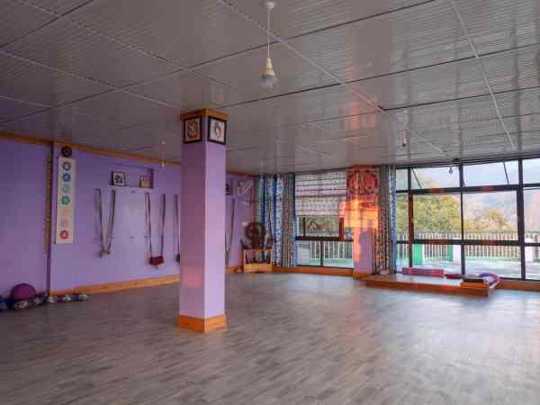 Yoga in India McLeod Ganj