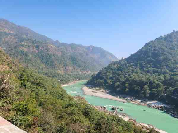 Ganga River Rishikesh | yoga in india rishikesh