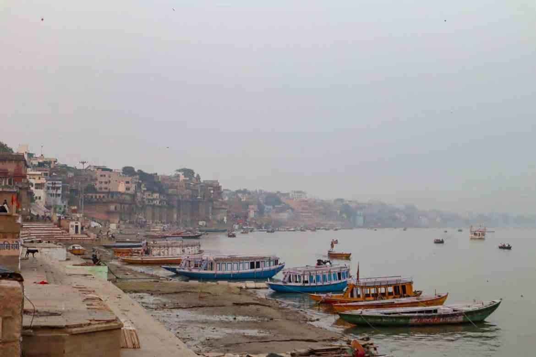 Varanasi itinerary, varanasi ghats