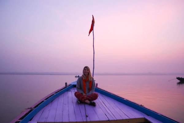 varanasi sunrise boat trip