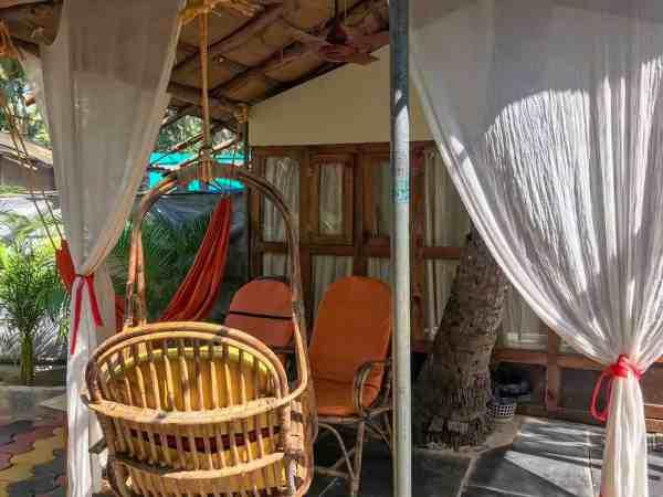 Tent Cressida Cyrus Palolem | Palolem Beach Guide