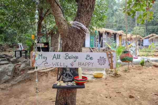Earth Yoga Village Palolem Goa